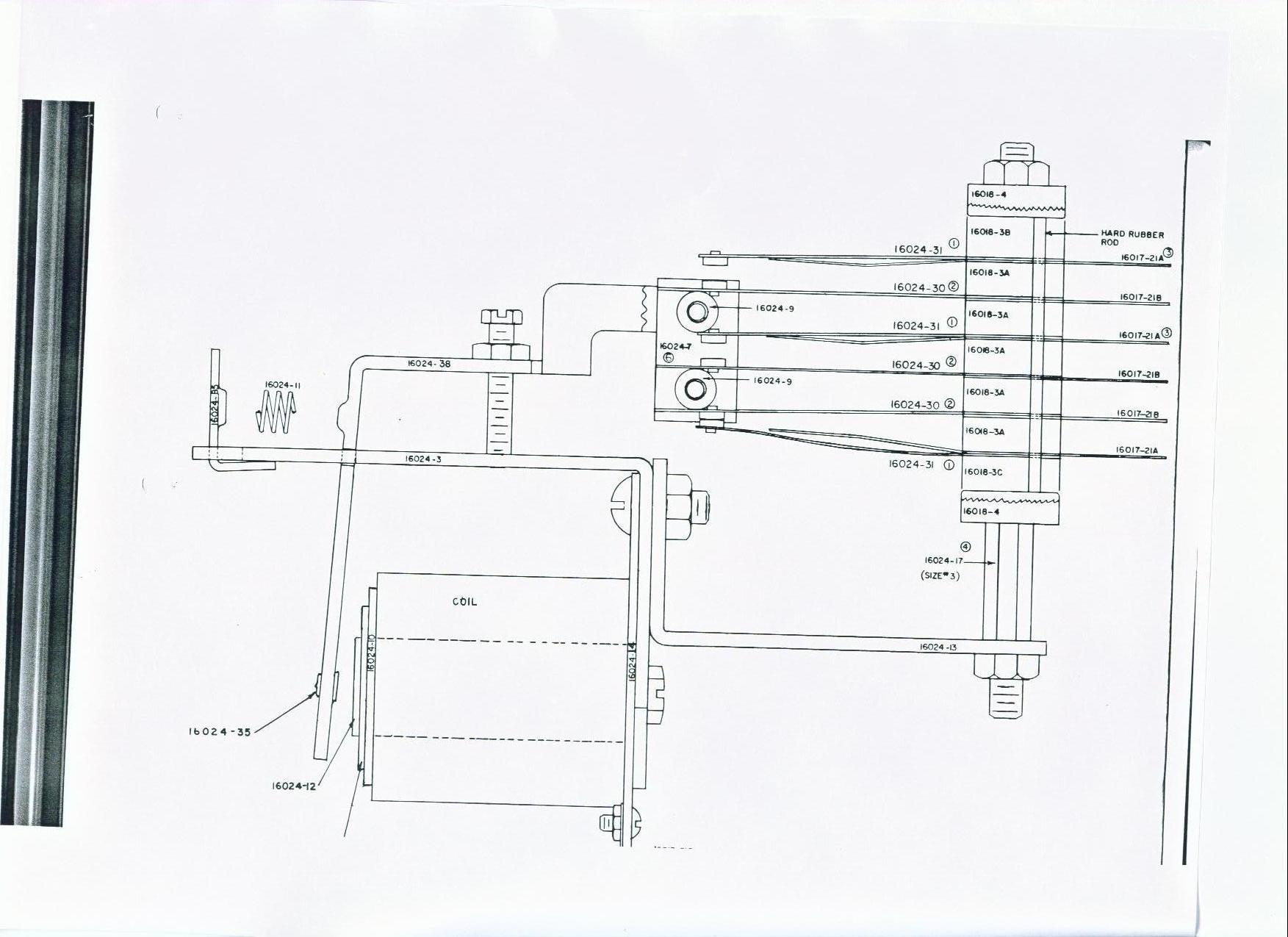 Staley 16024dc Ms2 Wiring Diagram Dc Relay Assembly No 16024
